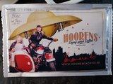 Postkaart Panamarenko & Eveline voorkant