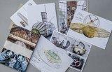 Postkaarten Panamarenko