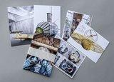 Panamarenko diverse postkaarten