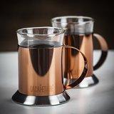 Dubbelwandige glazen La Cafetiere online kopen