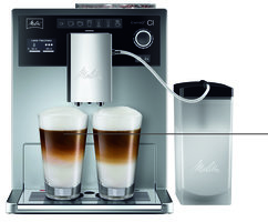 Melitta Caffeo CI Touch met kennismakingsbox Hoorens