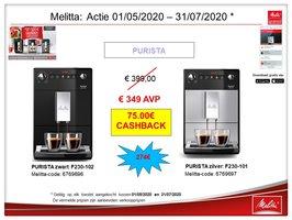Melitta Caffeo Purista F23/0