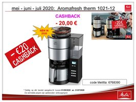 Melitta Aromafresh Therm