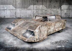 Poster Panamarenko & Prova Car
