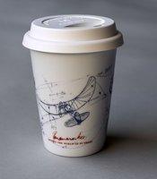 Koffiemok take away Panamarenko Tribute