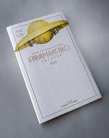 Boek Panamarenko Around the world in 80 years + pin