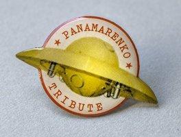 Pin Panamarenko Tribute - Bing