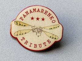 Pin Panamarenko Tribute - Vleugelslag