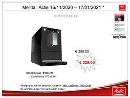 Melitta Caffeo Solo DeLuxe E950-333