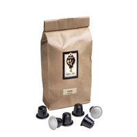 Capsules Nespresso bruine zak 70 stuks
