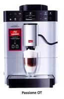 Melitta Caffeo Passione OT zilver F531-101