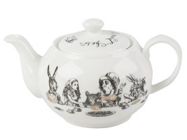 V&A Alice in Wonderland theepot 450 ml