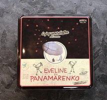 Bewaarblik Eveline & Panamarenko - leeg
