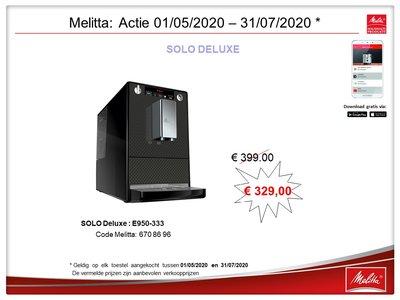 Promo Solo Deluxe E950-333