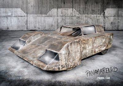 Panamarenko Prova Car