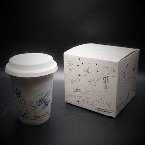 Cadeau Panamarenko take away koffiebeker