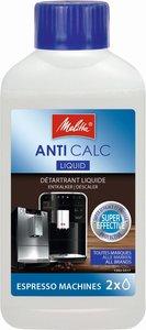 Anti-kalk vloeibaar espressomachines