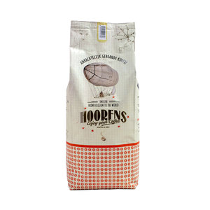 Dessert gemalen koffie Hoorens