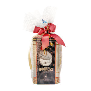 Koffieblik gevuld met Panamajumbo koffie (cadeauverpakking)