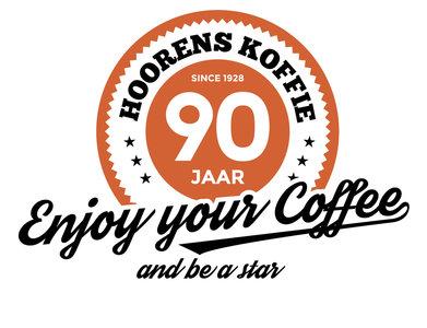 Hoorens Koffiebranderij 90 jarig bestaan