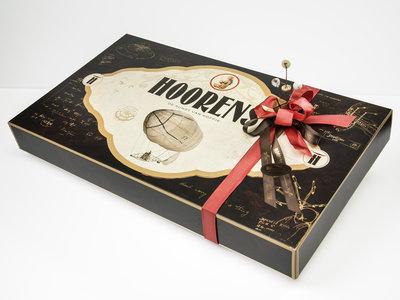 Koffieschat Hoorens koffie geschenkdoos