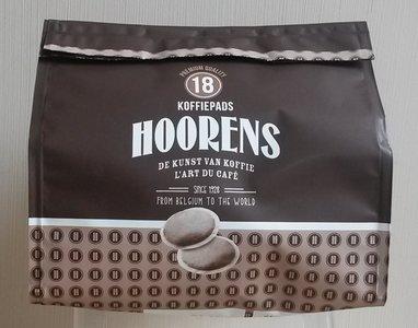 Koffiepads Hoorens