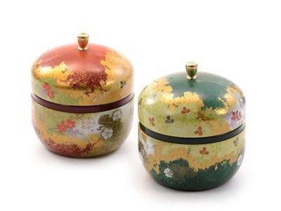 Haruki tinnen potjes voor losse thee