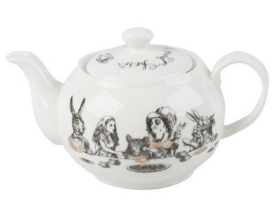 Mini theepot 450 ml Alice in Wonderland