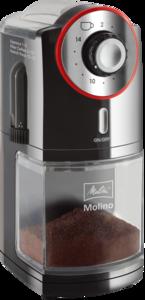 Koffiemolen Melitta Molino