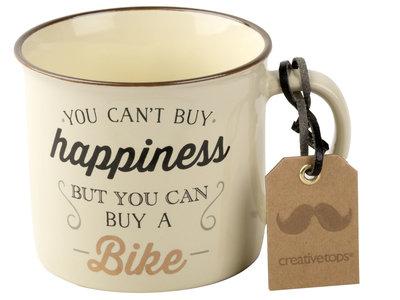 Mok voor de fietsliefhebber You can buy a bike