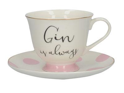 Gin Tonic koffietas theetas