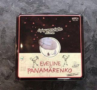 Feestblik Eveline en Panamarenko