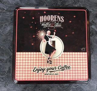 Koekjesblik Koffie Hoorens