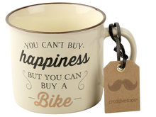 Mok voor de fietsliefhebber You can buy a bike